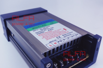 Блок питания  AP-ip44-200W