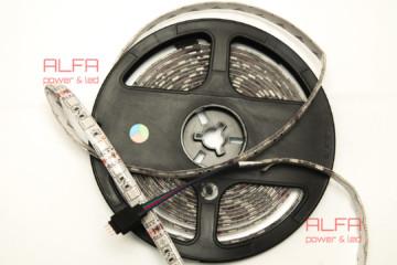 Светодиодная лента AT-RGB-5050-ip65-60Led-W
